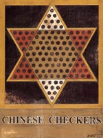 Chinese Checkers Fine-Art Print
