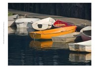 Row Boats I Fine-Art Print