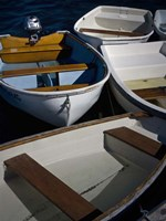 Row Boats V Fine-Art Print