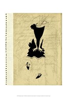Flapper Fashion I Fine-Art Print