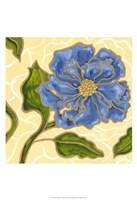 Annie Blue I Fine-Art Print