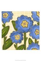 Annie Blue II Fine-Art Print