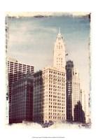 Chicago Vintage II Fine-Art Print