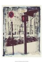 Paris Stroll I Fine-Art Print