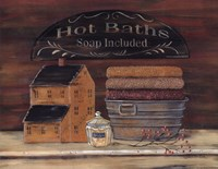 Hot Bath Fine-Art Print