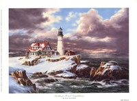 Portland Head Lighthouse Fine-Art Print