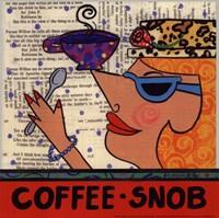 Coffee Snob Fine-Art Print