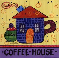 Coffee House Fine-Art Print