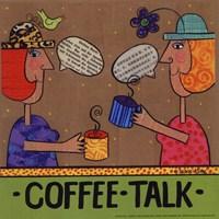 Coffee Talk Fine-Art Print