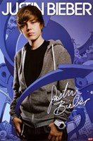 Justin Bieber - Arrows Wall Poster