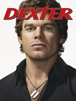 Dexter Headshot Wall Poster