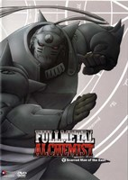 Fullmetal Alchemist 3 Wall Poster