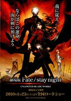 Fate/Stay Night Wall Poster