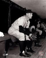 Lou Gehrig Posed Fine-Art Print