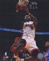 LeBron James 2010-11 Action Fine-Art Print