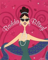 Badda Bling Fine-Art Print