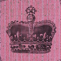 Vintage Crown III Fine-Art Print