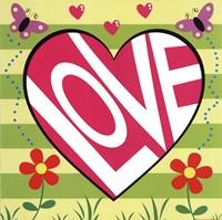 Love Garden Fine-Art Print