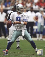 Tony Romo 2010 football Fine-Art Print