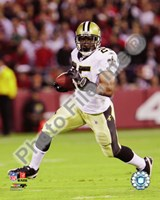 Reggie Bush 2010 Action Fine-Art Print