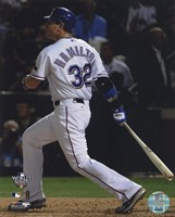 Josh Hamilton Game Three of the 2010 World Series Home Run Fine-Art Print