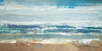 Pastel Waves Fine-Art Print