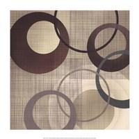 Hoops 'n' Loops  II Fine-Art Print