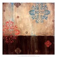 Damask Patterns I Fine-Art Print