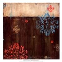 Damask Patterns II Fine-Art Print