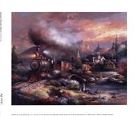 Maryland Mountain Express Fine-Art Print