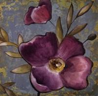 Purple Poppies II Fine-Art Print