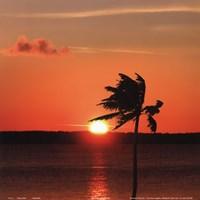 Sunset Pier Fine-Art Print