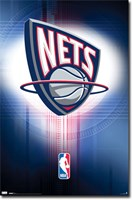 Nets - Logo 10 Wall Poster