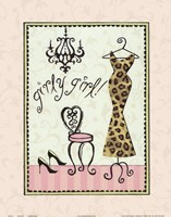 Girly Girl Fine-Art Print