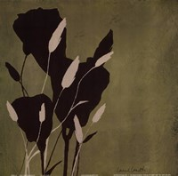 Fleur'ting Silhouettes Fine-Art Print