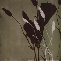 Fleur'ting Silhouettes III Fine-Art Print