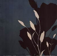 Fleur'ting Silhouettes VI Fine-Art Print