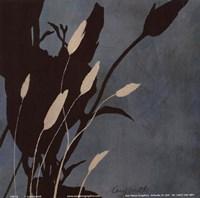 Fleu'ting Silhouettes I Fine-Art Print