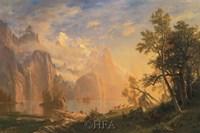 Western Landscape Fine-Art Print