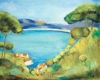 Colors of Saint Tropez Fine-Art Print