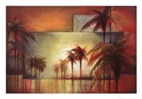 Tropical Realm II Fine-Art Print