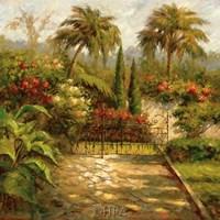Plantation Gate Fine-Art Print