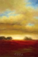 Red Prairie Fine-Art Print