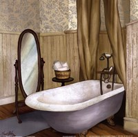 Farmhouse Bath II Fine-Art Print