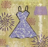 Yellow Dress Fine-Art Print
