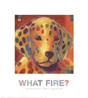 What Fire? Fine-Art Print