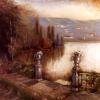 Lakeside Entrance Fine-Art Print