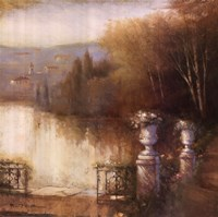 Florentine Lakeshore Fine-Art Print