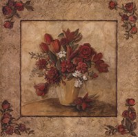 Crimson Love I Fine-Art Print
