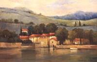 Lago d'Palazzo Fine-Art Print